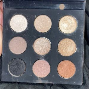 Makeup forever palette!